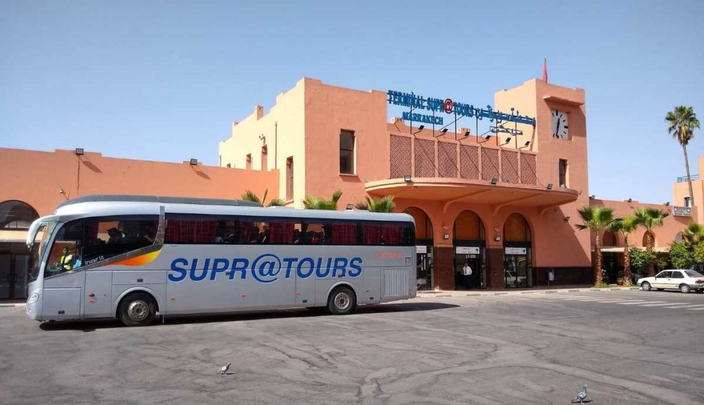 supratours bus tickets morocco