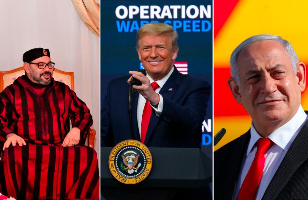 israel morocco us agreements